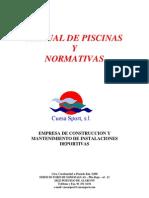 Manual Piscinas NORMATIVAS SPAIN as