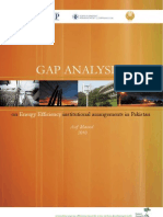 Gap Analysis Pakistan