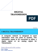 Digital Transmission 4