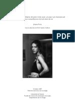 Constructions identitaires de personnes avec un parcours transsexuel