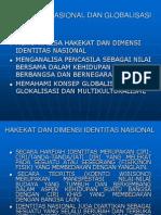 Bab 4. Identitas Nasional Dan Globalisasi