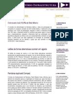 CNI Relatório Infraestrutura - 06.2010