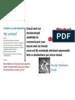Club Debate