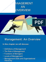 Intro TO mgt - Ch 1