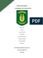 Jurnal manajemen lingkungan dan limbah agroindustri