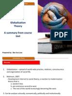 Globalization Theory