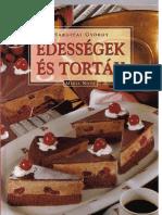 Édességek és torták - Hargitai György