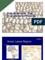 Interahamwe - Rwanda