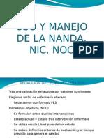 Uso y Manejo de Nanda, Nic,