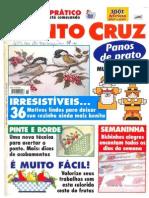1001 Idéias - Ponto Cruz - Panos de Prato - Ano 2 - Nº 15