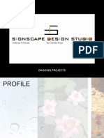 Sds Profile - On Going Projects