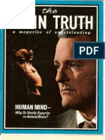 Human Mind - Kuhn - Plain Truth 1972 - Parts 1-5 Complete