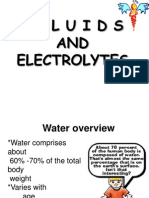 6. Fluids and Electrolytes PP