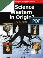 Is Science Western in Origin (Preview)