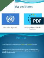 Politics and States