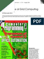 Introduzione al Grid Computing (parte 1)