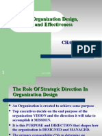 Strategy, Organization Design, And Effectiveness 2