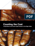Counting the Cost - Niger Delta