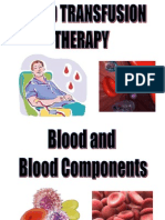 8. Blood Transfusion