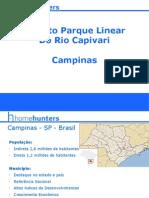 Projeto Parque Linear Do Rio Capivari