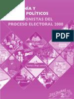 Ciudadania y Partidos Políticos  - Decidamos - PortalGuarani - Paraguay