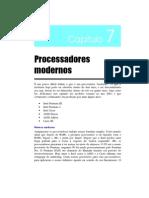 cap07 - Processadores modernos