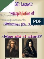 IDE_L1_DerivativesRecap