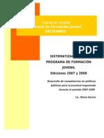 Espacio Joven - Escuela de Formación Juvenil  - Decidamos - PortalGuarani - Paraguay