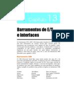Cap13 - Barramentos de ES e Interfaces