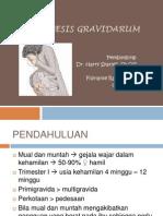 Ppt-hiperemesis Gravid Arum Dhonci