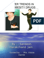 Newer Trends in Anti Obesity Drugs 03