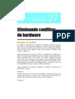 Cap27 - Eliminando Conflitos de Hardware