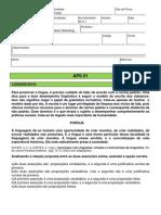 APS 01 Portugues Instrumental