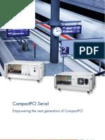 2011 cPCIserial Flyer