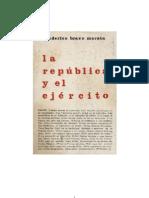Bravo Morata-La Republica y El Ejercito