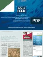 La inclusión del Aceite de Palma Crudo en los alimentos para reproductores aumenta la producción de huevos y larvas