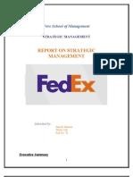 Fedex the Strategic Audit