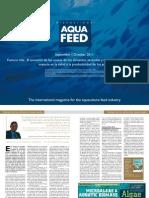El aumento de los costos de los alimentos acuícolas y la volatilidad de los precios impacta en la salud y la productividad de los peces.