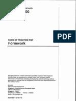 CP23 Formwork