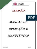 MANUAL DE OPERAÇÃO AERAÇÃO12131