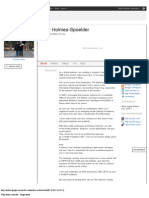Dr. Willy Holmes-Spoelder 's GOOGLE PROFILE,, Updated 5th October 2011