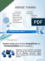 Tuning Database