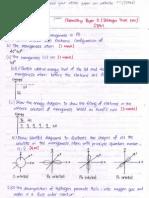 Selangor STPM Chemistry Trial Paper 2 2011