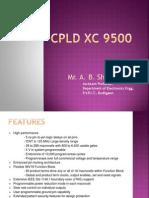 CPLD XC9500
