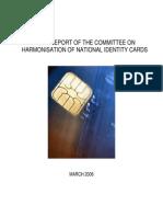 Nigeria National Id Card Report 2006