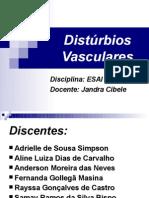 Distúrbios Vasculares