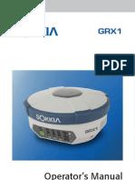 GRX1 User Manual