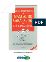 Carlos Queiroz Telles - Manual Do Cara de Pau - By Paulohz