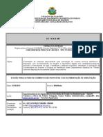 Edital 002-2011 PDF