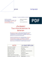 BuscaSexo - Trucos Psicologicos Lenguaje Corporal